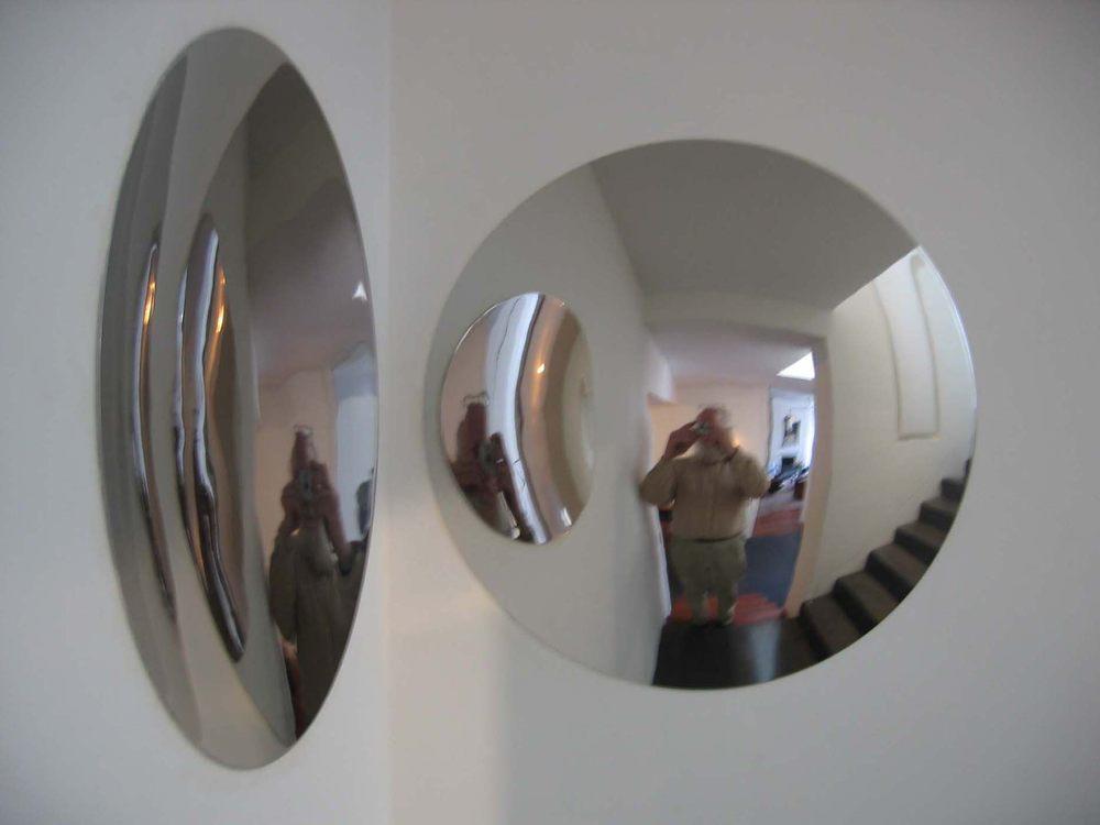 Revue k for Miroir concave et convexe